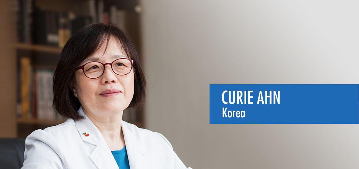 Curie Ahn